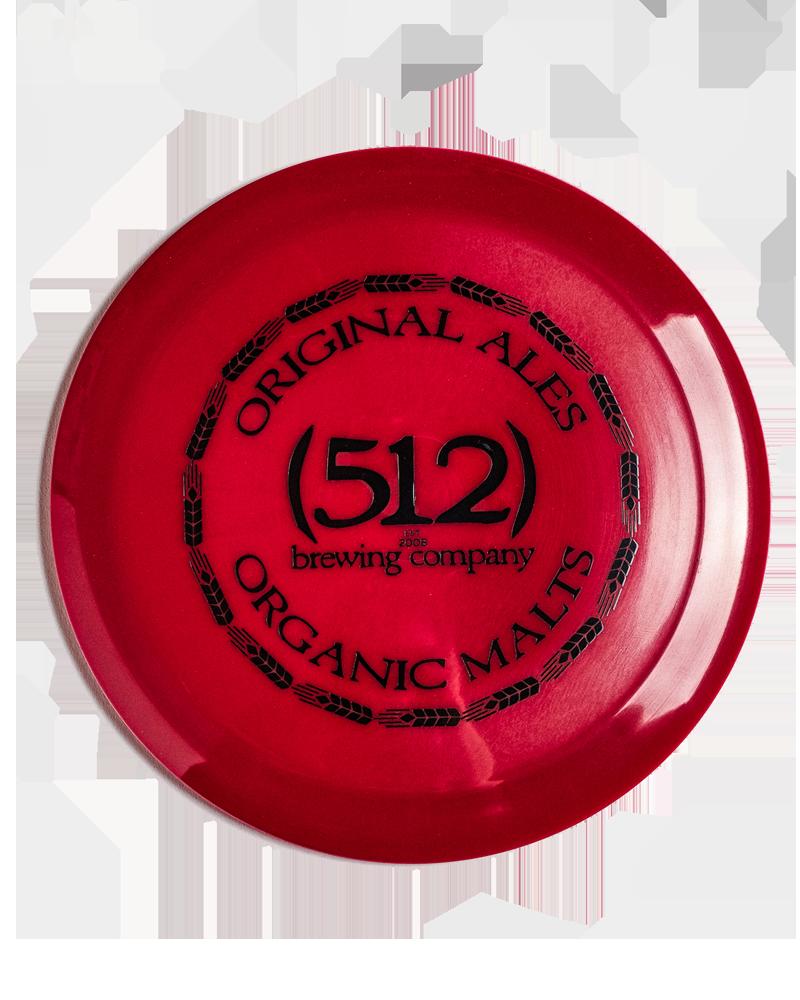(512) Disc Golf Disc