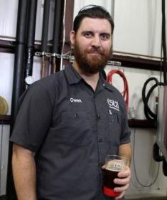 Owen Sawyer – Head Brewer & Pro Manager